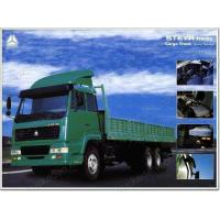 Buy cheap howo  cargo  truck 6x4 from wholesalers
