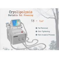 Buy cheap Home Use Beauty 2M RF Cryolipolysis Slimming Machine for Lose Weight / Fat Dissolving from wholesalers