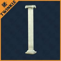 Buy cheap Antique Carved Natural Stone Column Polished For Interior Decorative from wholesalers
