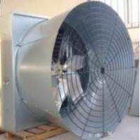 Buy cheap Butterfly Cone Exhaust Fan  Greenhouse Negative Pressure Exhaust Fan from wholesalers