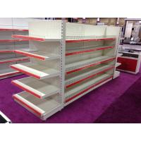 Buy cheap Tegometall Style Supermarket Display Shelving ISO Standard For Goods Display from wholesalers