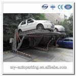 Buy cheap Car Parking Mini Car Lift Mobile Car Garage Automatic Car Parking Syste Car Parking Tiles from wholesalers