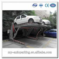 Buy cheap Smart Parking System Car Lifter Smart Parking Underground Garage Lift from wholesalers