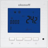 Buy cheap Room LCD Programmable Temperature Thermostats in Floor Heater (S400BF) from wholesalers