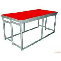 Buy cheap Catwalk Portable Stage Platforms / Aluminum Folding Stage With 18mm Plywood from wholesalers