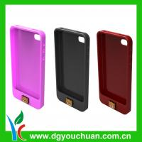 Buy cheap Lovely Cartoon Waterproof Anti-dust Cell Phone Silicone Cases for phone 4S from wholesalers