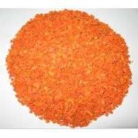 Organic 6mm freeze dried carrot and 3mm 10mm hot air dry carrot and