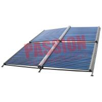 Buy cheap 100 Tubes Evacuated Tube Solar Collector , Solar Water Heater Collector Panels from wholesalers