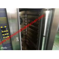 China SS Commercial Electric Hot Air Steam Convection Oven For Baking With 5 8 10 Trays on sale