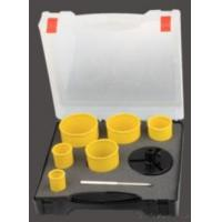 Buy cheap 8pcs Tungsten Carbide Grit Edge Hole Saw from wholesalers