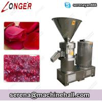 Buy cheap Rose Hips Grinding Machine|Fruit Jam Making Machine|Tamariand Paste Grinder from wholesalers