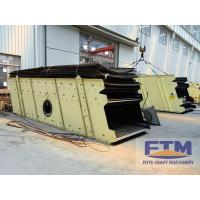 Buy cheap Circular Vibrating Screen In China/Rock Vibrator Sieve from wholesalers