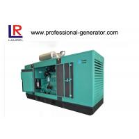 Buy cheap Three Phase Open Type Generator 440/500kVA  with Air-cooled 448kw Diesel Engine from wholesalers