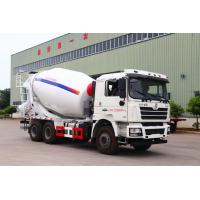 Buy cheap SHACMAN-HUAYI Second Hand Cement Mixer , Used Cement Mixer Truck 6X4 Drive Form from wholesalers