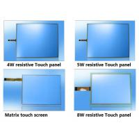 Buy cheap ITO Glass USB 4W /5W /8W Resistive Touch Panel/ militaryTouch Screen Panel from wholesalers