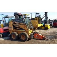 Buy cheap Used original CASE skid steer loader 1845C ,good condition ,working hours 900 from wholesalers