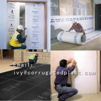 Buy cheap Hot selling polypropylene plastic floor protection sheet/Wholesale floor protection pp corflute sheet from wholesalers