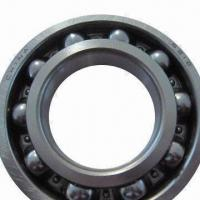 Buy cheap Ball bearing, made of stainless steel, 10 to 280mm inner diameter size from wholesalers