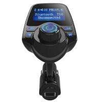 Buy cheap New arrival wireless car kit bluetooth hands free bluetooth FM transmitter MP3 player for iPohne,samsung,HTL,Androied from wholesalers