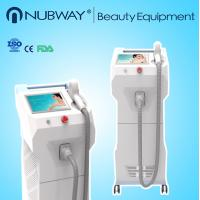 High quality diode laser 808nm hair removal beauty equipment with medical CE certification
