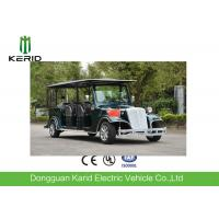 Buy cheap Mini Electric Vintage Cars 72V DC Motor / Multi Passenger Golf Carts from wholesalers