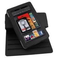 Buy cheap Black, Brown Customizable Functional PU Leather Protective Kindle Fire Covers Cases from wholesalers