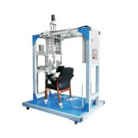 Buy cheap Chair Base Vertical Force Lab Testing Machine / Furniture Fatigue Testing equipment from wholesalers