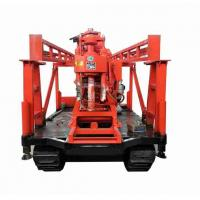 Buy cheap Hydraulic Track Mounted Core Drill Rig For Mining Exploration CE Approved from wholesalers