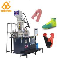 Buy cheap Plastic Injection Molding Machine for Sport Shoes Upper With Automatic Open - Mould System product