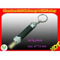 Buy cheap promotional best metal Aluminium body Led flashlight keychain torch  product