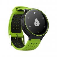 Buy cheap Wearable Android Wear Fitness Watch Health Care Blood Pressure Monitor X2 from wholesalers