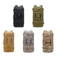 Buy cheap Small Moq Outdoor 600d Oxford Tactical Hiking Travelling Bag For molle gear backpack from wholesalers