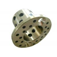 China Special Plain Bearing Bush Flanged Head Self Lubricating Bronze Bushings on sale
