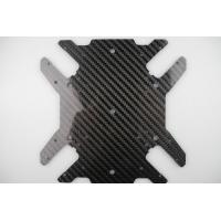 Buy cheap Main Processing Method Carbon Fiber Cnc Service For Carbon Fiber Composite Material Shell from wholesalers