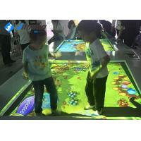 Buy cheap Trampoline Interactive Floor Projector With One Camera Wireless Mouse Keyboard from wholesalers