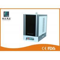 Diode Pumped Metal Laser Marking Machine No Maintenance For Medical Equipment
