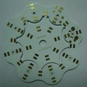 Buy cheap China pcb manufacturer--Hitech Circuits Co.,  Limited,  Bergquist HT-04503 Aluminium PCB,  Bergquist PCB board,  Bergquist circuit board,  lamp aluminum pcb,  LED lamps pcb,  Metal Core PCB ,  Aluminium Base PCB for LED,  High thermal conductivity aluminum pcb product