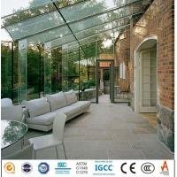 Buy cheap high quality clear Toughened Sgp Laminated Structural Glass Roof/glass deck roof price from wholesalers