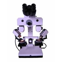 Buy cheap 3.1× - 120× Comparison Microscope For Forensic Science, Police Departments from wholesalers