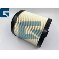 Buy cheap QS1350A5810A Volvo Diesel Fuel Filter / Oil Water Separator Filter Element 60282026 from wholesalers