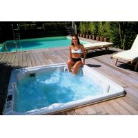 Buy cheap swimming pool /spa/whirlpool spa /hot tub /swimming spa /luxurious tub /outdoor pool tub(BG-8809M) from wholesalers