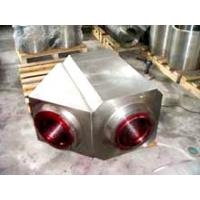 Buy cheap Chemical Industry Alloy Structural Special Steel Forgings 150 Ton EN ASTM DIN from wholesalers