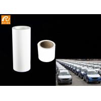 Buy cheap Surface Anti UV Auto Protective Film / Transport Shipping Wrap Film For Automotive product