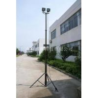 Buy cheap Portable Pneumatic Telescopic Lighting Mast For Lighting from wholesalers