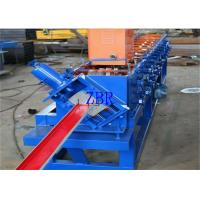 Buy cheap Hydraulic Multi Model Door Frame Roll Forming Machine 0.6-1.2 mm Plate Thickness product