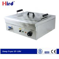 Buy cheap CE Professional fryer fish fryers ACE table top fryer electric deep fryer cheap fryer with valve EF-18V from wholesalers