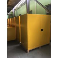 Buy cheap High Performance Flame Proof Industrial Storage Cabinets 410Litre Shelf Adjustable from wholesalers