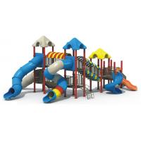 Buy cheap school playground equipment P-053 from wholesalers