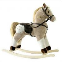 Buy cheap W Sound Effects Kids Wooden Rocking Horse Alexander Taron Taron Pinto Collection from wholesalers