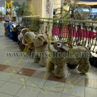 Buy cheap Hansel fast profits Indoor Kids Amusement Rides For Sale 4 Wheels Electric Animal Rides from wholesalers